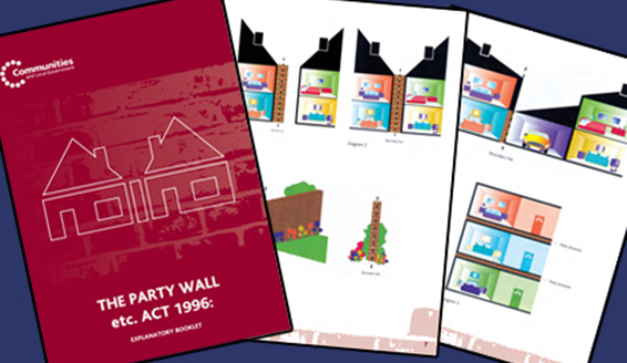 Party Wall Act Document